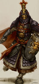 Check out the latest Concept Art from Age of Conan: Hyborian Adventures