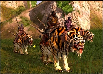 All new Mounts!