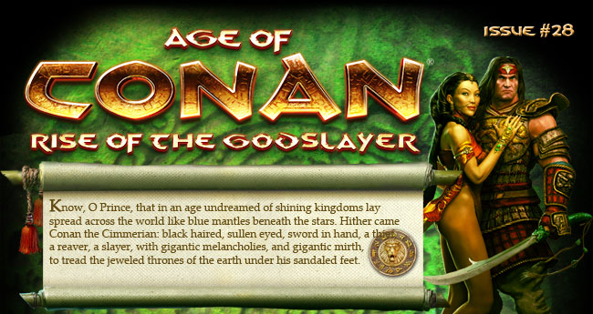 Clan of Conan - Issue #28. Visit the Official Site