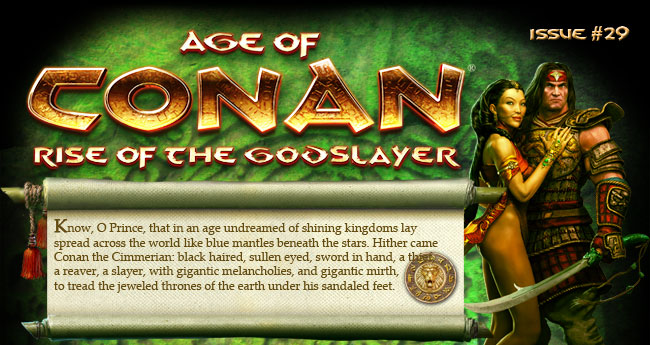 Clan of Conan - Issue #29. Visit the Official Site