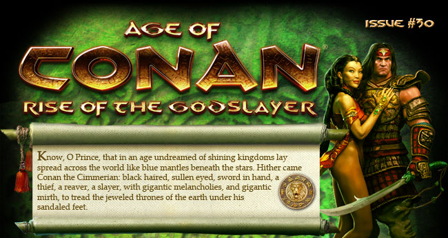 Clan of Conan - Issue #30. Visit the Official Site