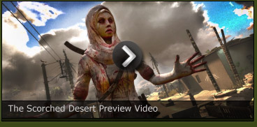 The Scorchered Desert Video Preview